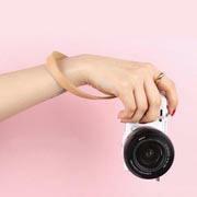 カメラリストストラップ