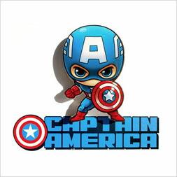 ウォールライト/キャプテンアメリカ ミニ