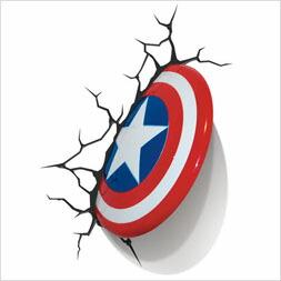 ウォールライト/キャプテンアメリカ