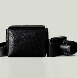 イタリア製カメラバッグ
