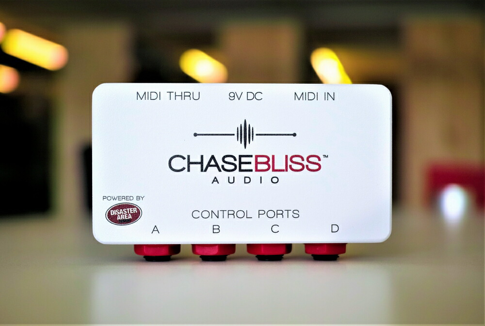 Chase Bliss Audio MIDI Box 画像