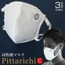 【ピッタリッチ マスク (新ロゴ)(PM2.5+防菌・防ウィルス対策用)】