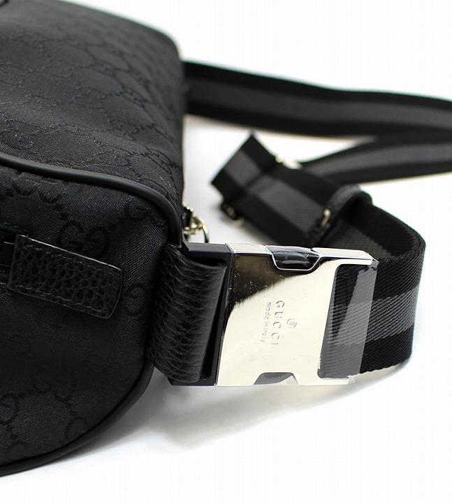 buy online cf33f 6360c 新品 未使用品 グッチ GUCCI ボディバッグ 斜めがけ メンズ ...