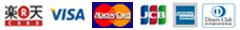 VISA MasterCard JBC Diners AmericanExpress