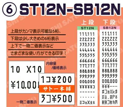 ST12N-SB12N