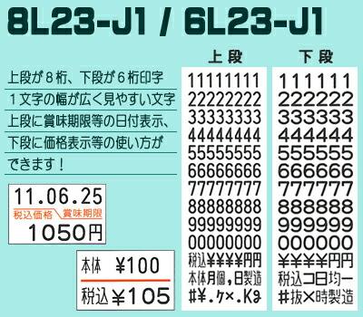 UNO2w 8L23-J1/6L23-J1