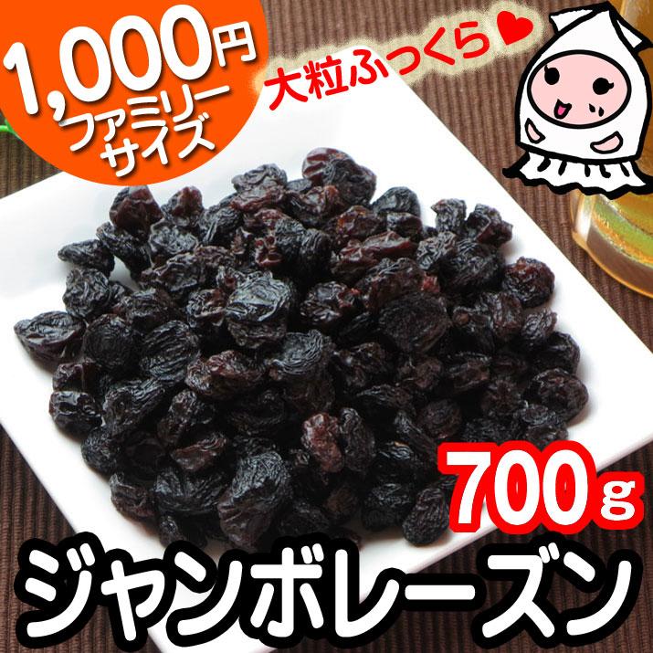 【業務用】ジャンボレーズン700gで1000円/ドライフルーツ/おつまみ/製菓材料
