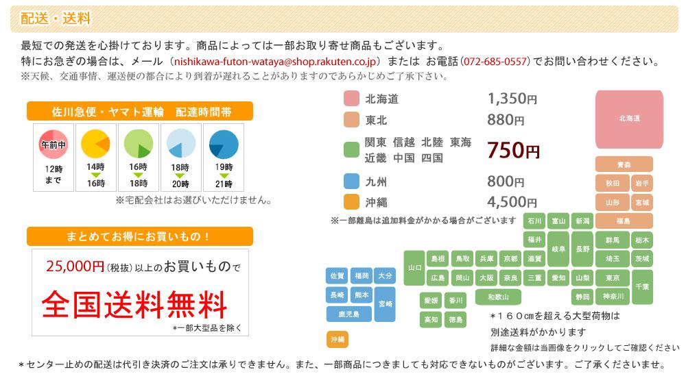 https://www.rakuten.co.jp/nisikawa-futon-wataya/info2.html