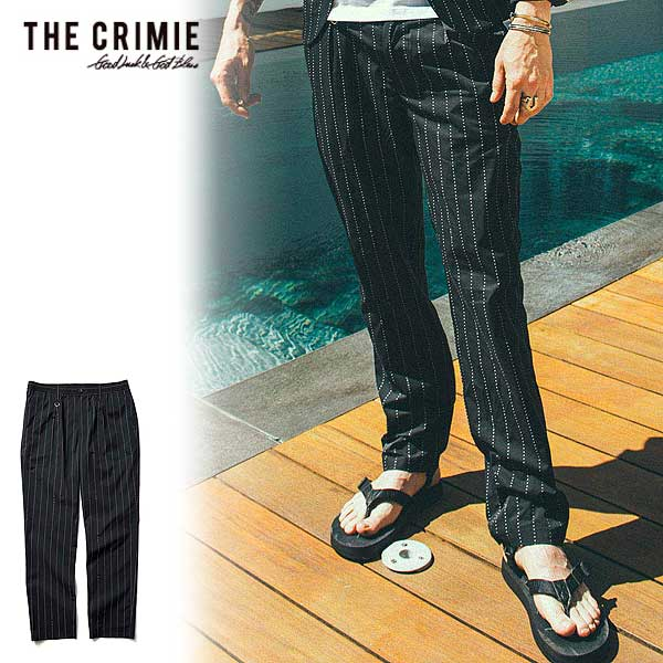 CRIMIE NEIL STAR STRIPE PANTS
