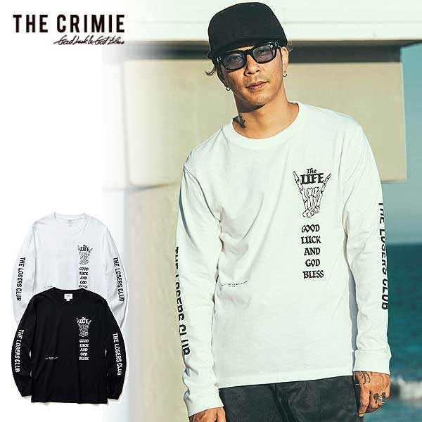 CRIMIE クライミー LOSERS CLUB LONG T-SHIRT
