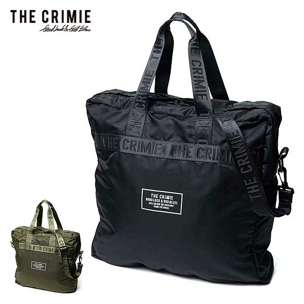 CRIMIE PACKABLE TOTOE BAG