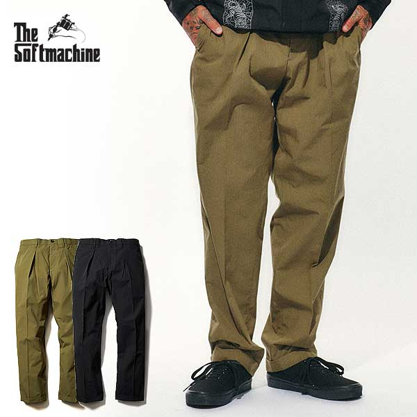 SOFTMACHINE LAVEY PANTS(SLACKS)