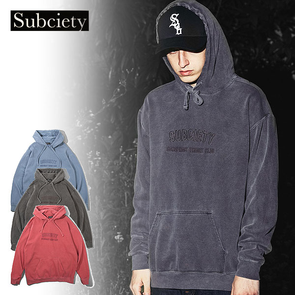 SUBCIETY PIGMENT PARKA