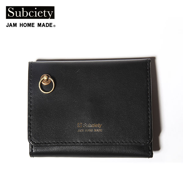 SUBCIETY ×JAM HOME MADE KEY WALLET