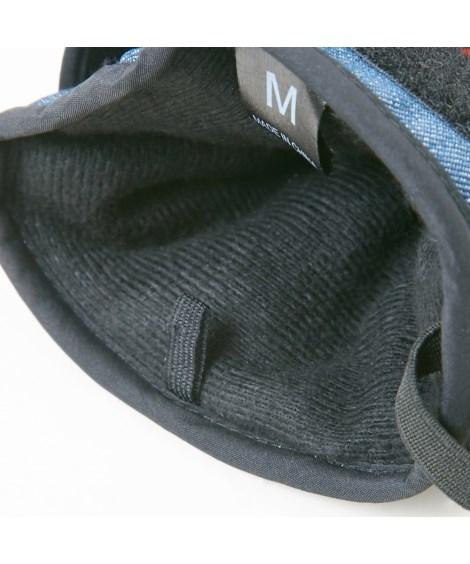 ファッション雑貨 スノー対応プリント手袋(OP) ニッセン nissen