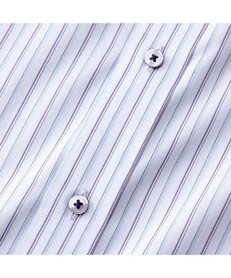 トップス・ワイシャツ|a.V.V形態安定長袖デザインワイシャツ(ボタンダウン) 大きいサイズメンズ 5L  ニッセン nissen