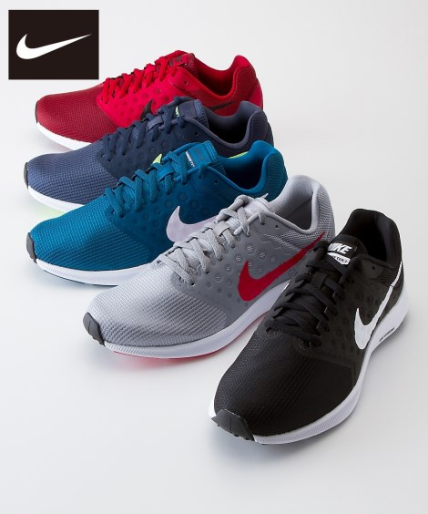 靴(シューズ)|ナイキ ダウンシフター7(メンズ) ニッセン nissen