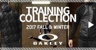 オークリー2017年秋冬モデル!トレーニングコレクション