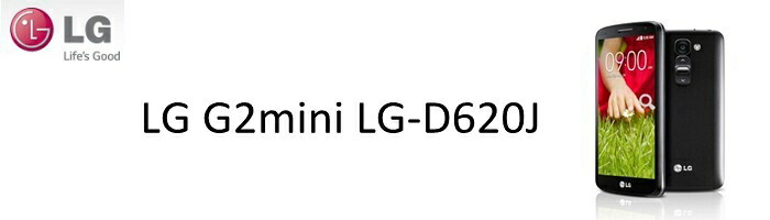 LG G2mini LG-D620J
