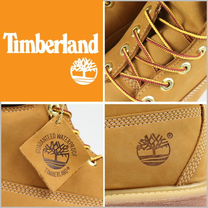 Timberland Menns 6-tommers Premium Vanntett Støvler 1jZt7BM