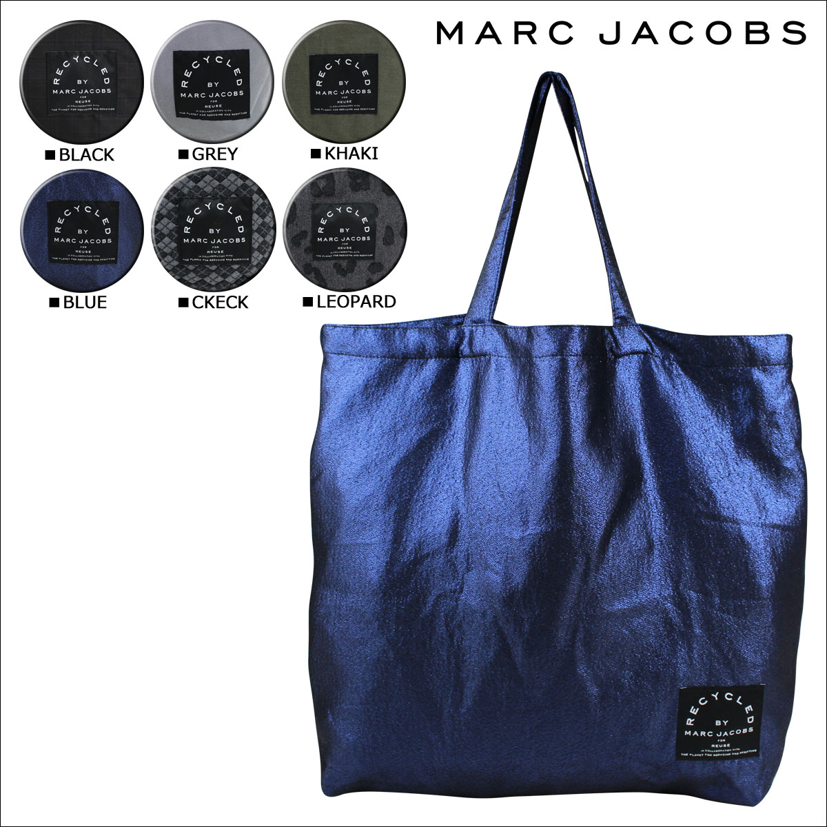 Allsports Marc By Jacobs Bag Tote S0000280 Recycle Men Women 8 2 New In Stock Rakuten Global Market