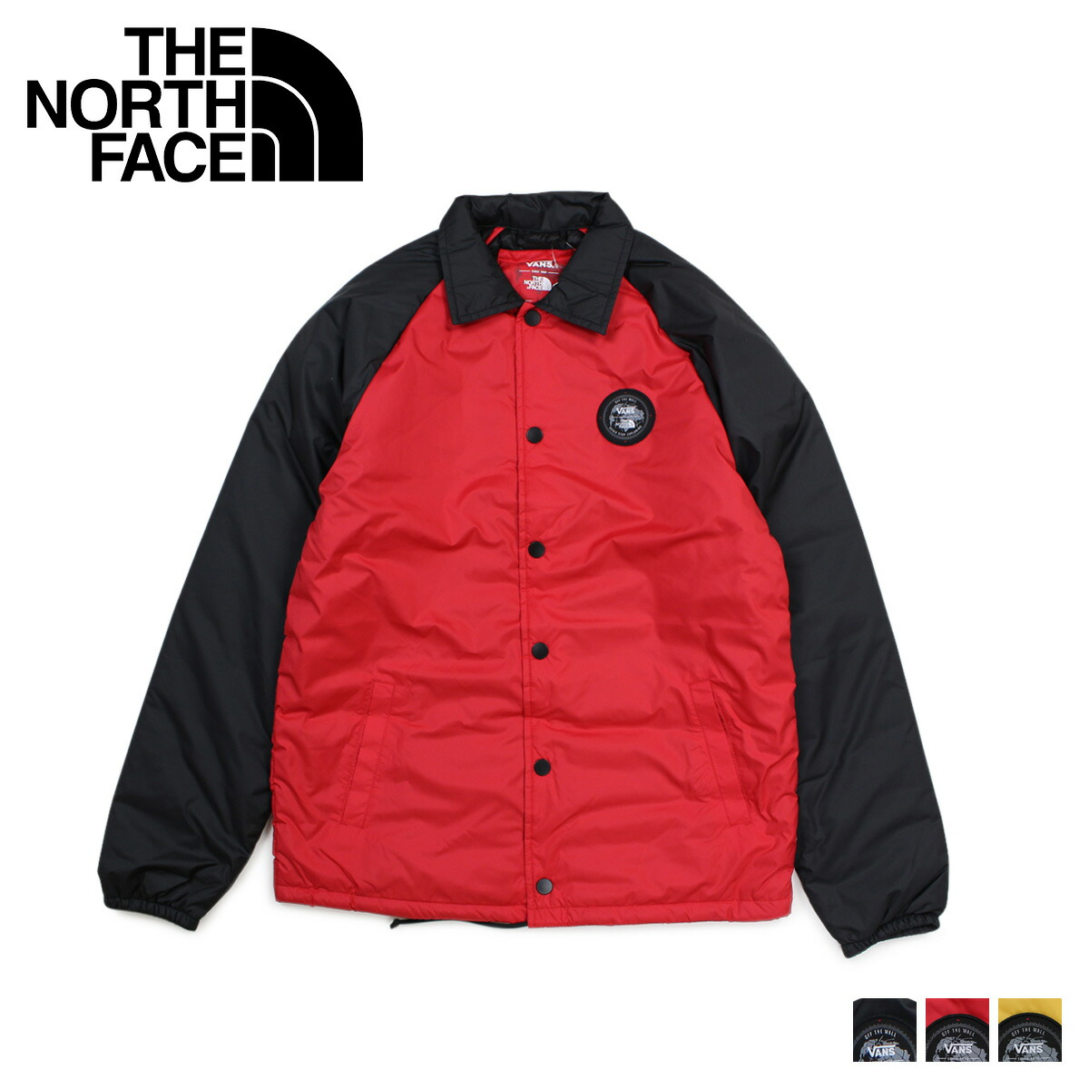 ALLSPORTS  THE NORTH FACE VANS TORREY MTE JACKET North Face vans ... dd484330a