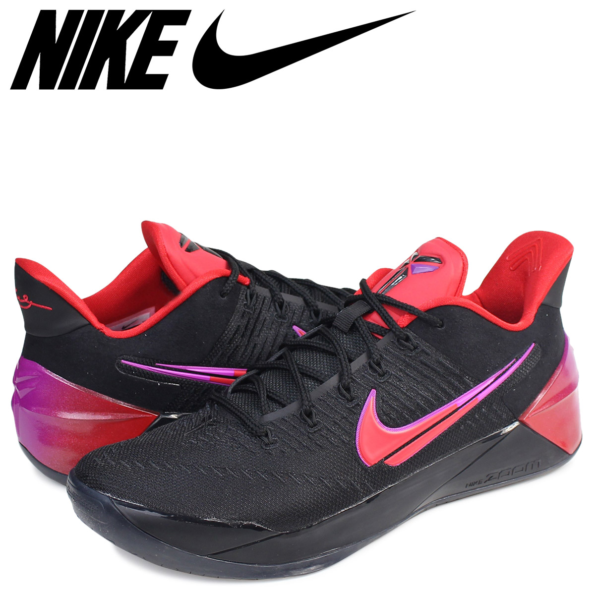sale retailer a81ea c45ed NIKE Nike Corby sneakers NIKE KOBE AD 852,425-004 men's shoes black