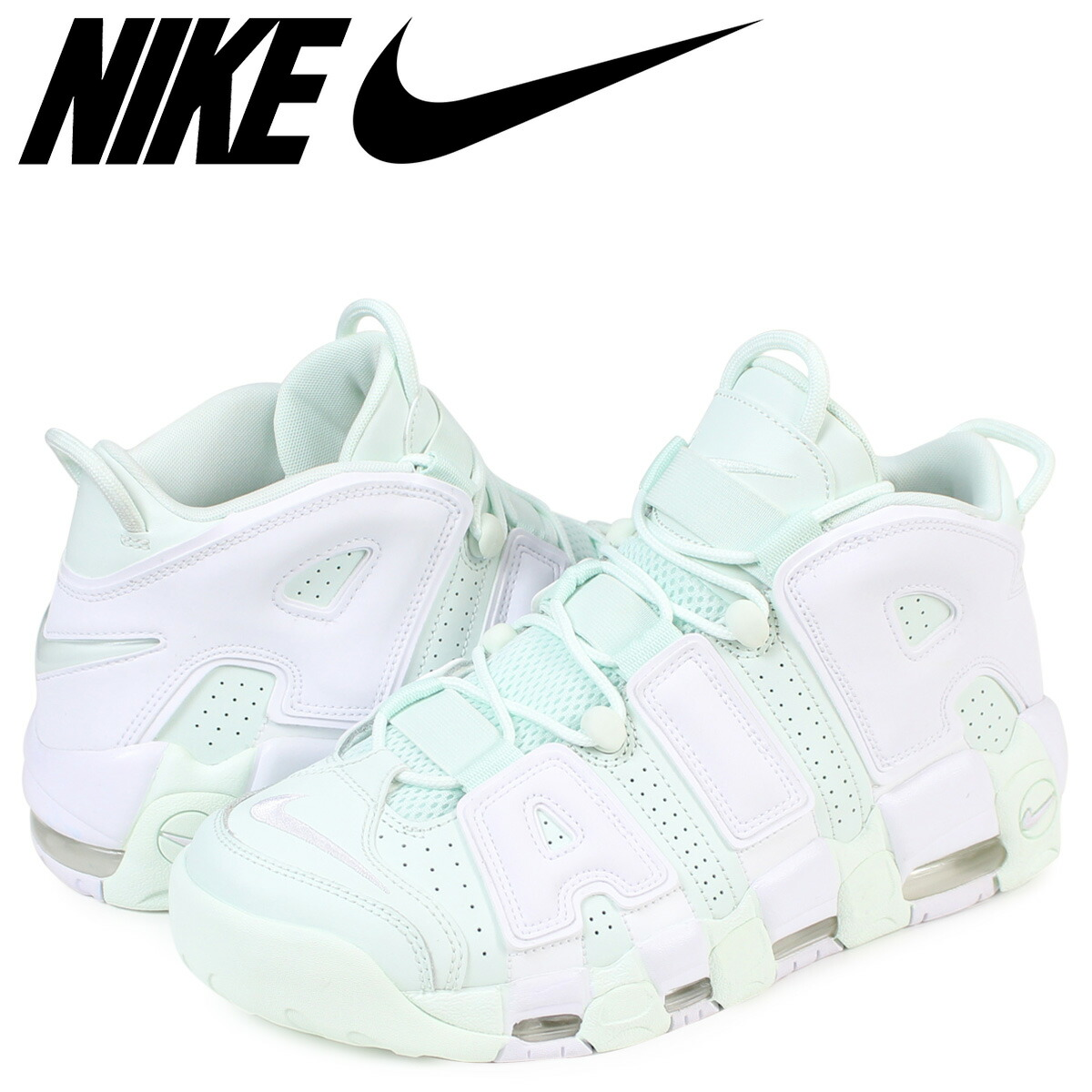 ALLSPORTS  NIKE WMNS AIR MORE UPTEMPO Nike up tempo sneakers 917 493ffb4b55bf