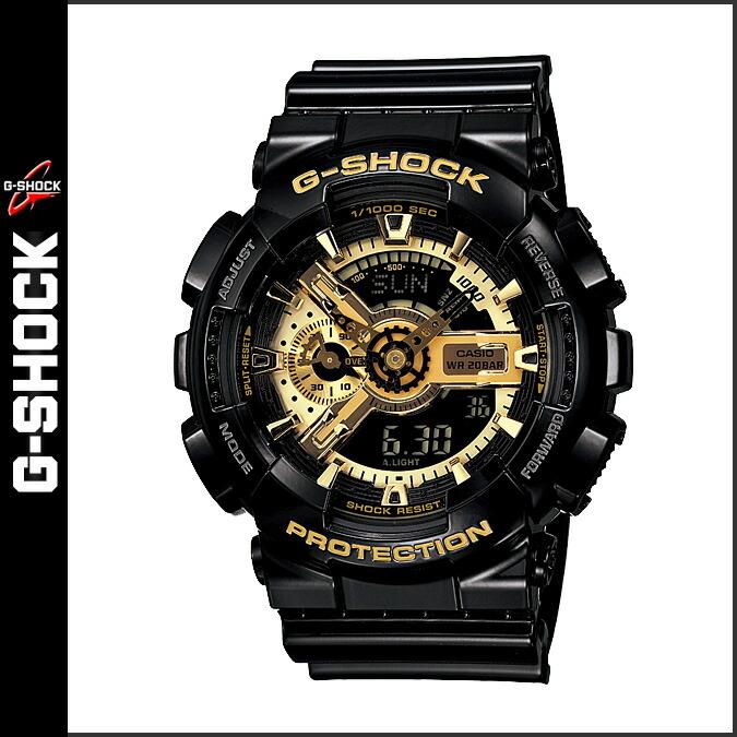 ALLSPORTS  Casio CASIO g-shock GA-110GB-1AJF Watch Black×Gold Series ... 42ade77ba9