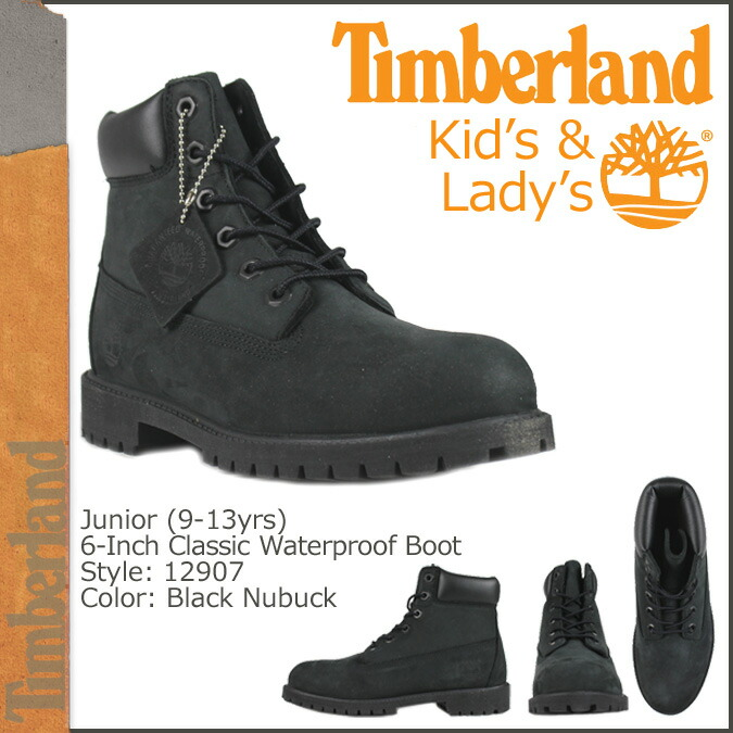 1833359d23a ALLSPORTS  Timberland Timberland 6 inch waterproof boots 12907 6inch ...