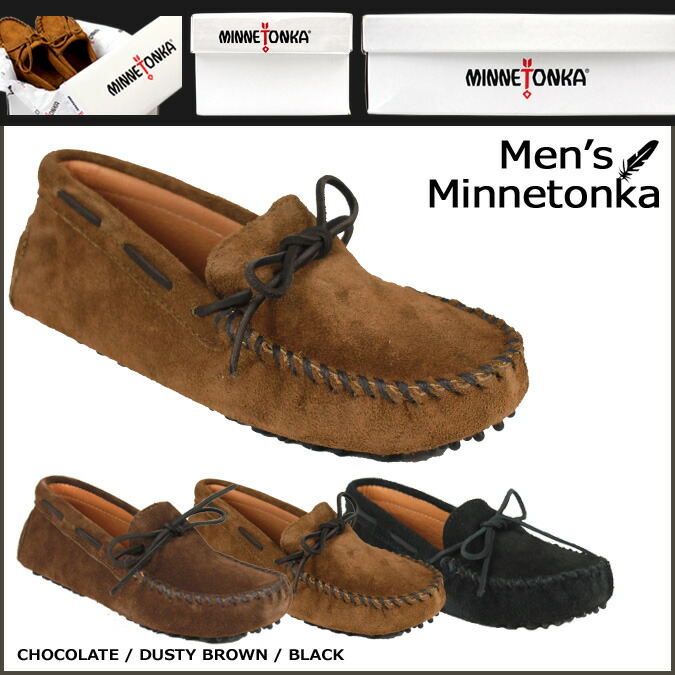 ALLSPORTS | Rakuten Global Market: Minnetonka MINNETONKA driving moccasins  DRIVING MOC suede men's