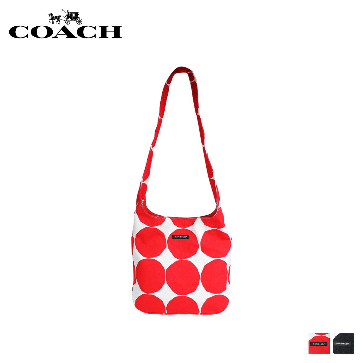 be398377eabe ALLSPORTS  Marimekko marimekko bags shoulder bag polka dot 026907 2 ...