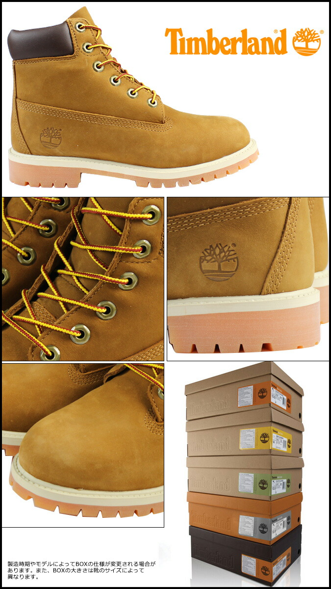 Timberland Earthkeepers 6 Premie Boot ZnNBs