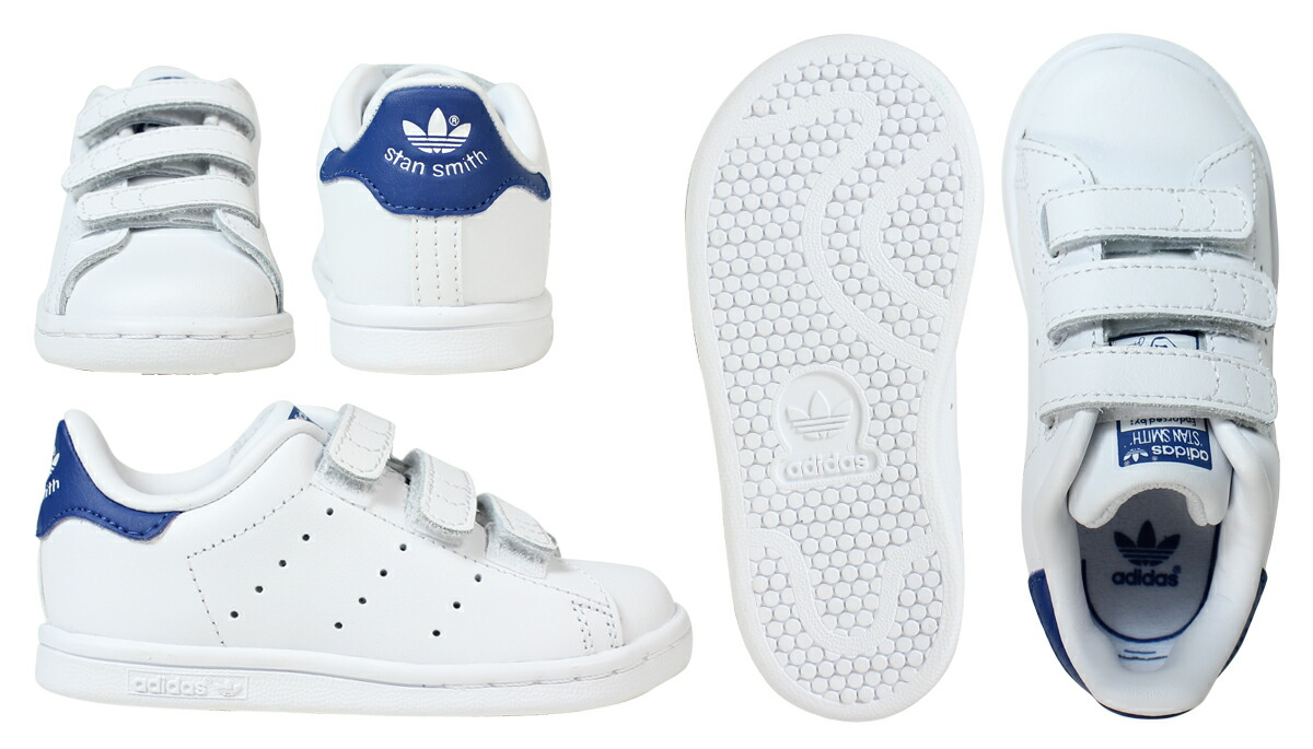 Adidas originals adidas Originals Stan Smith sneakers baby kids STAN SMITH  CF I S74782 shoes white
