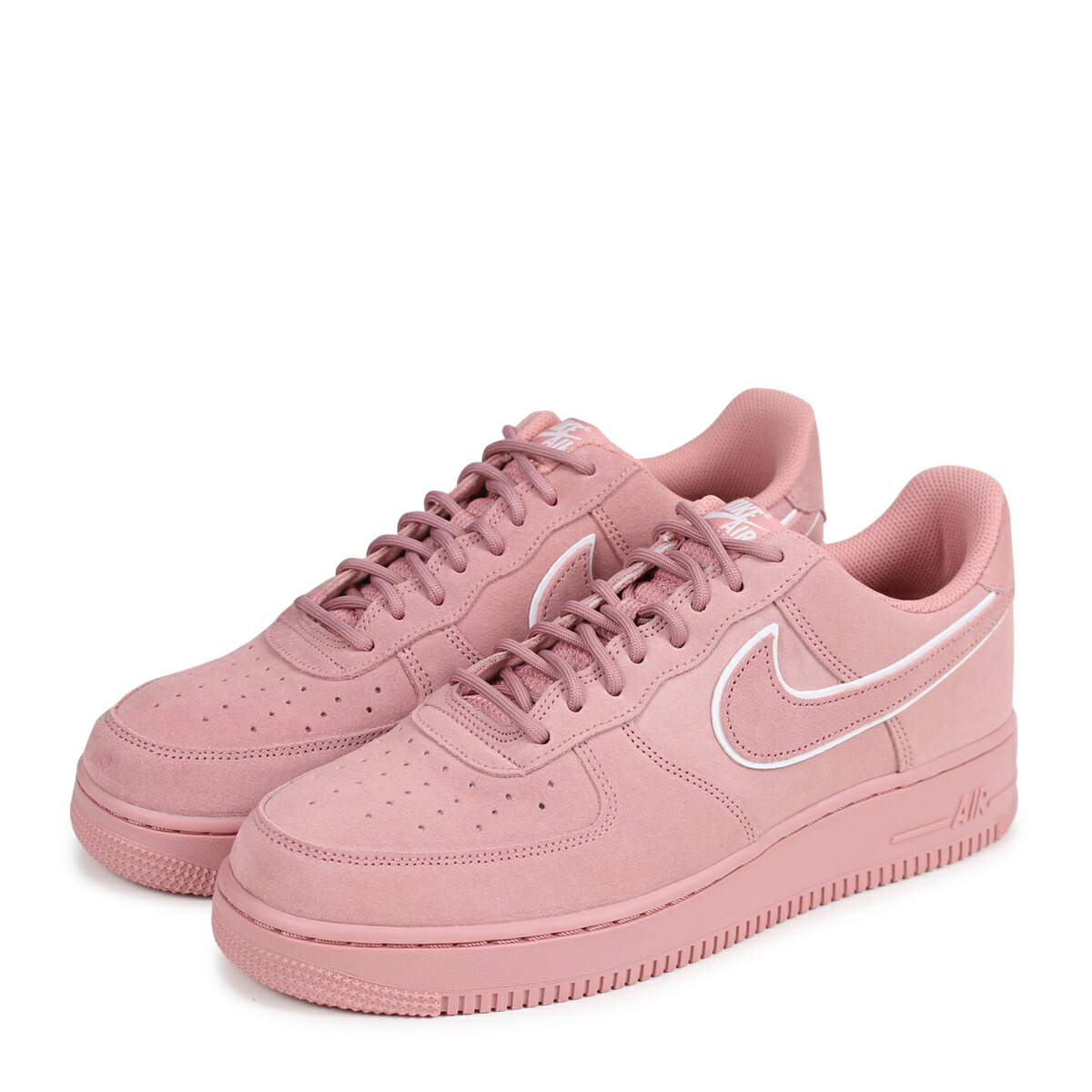 pink nike air force 1 suede Shop