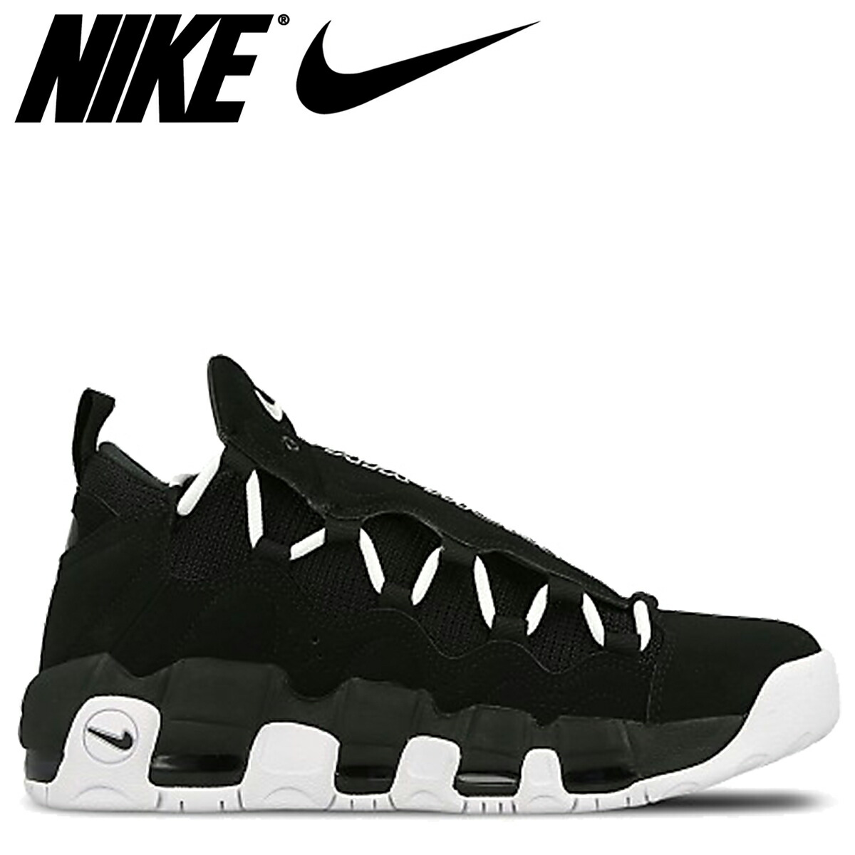979dbb79cecf85 ALLSPORTS  NIKE AIR MORE MONEY BOLD CURRENCY Nike air more money ...