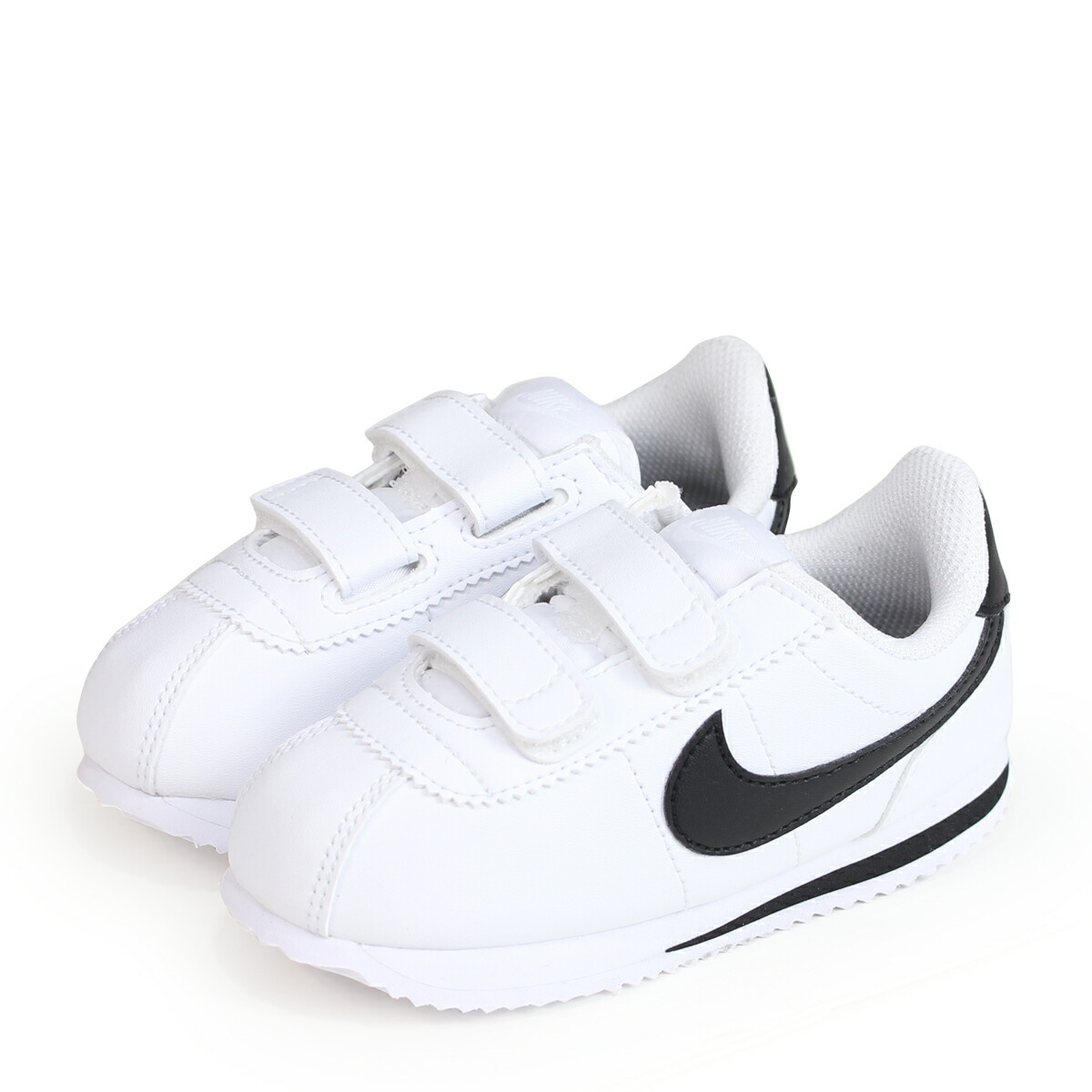 005b81df2f42e1 New Nike Baby Cortez Basic SL Toddlers Shoes  (904769-102 ) White ...
