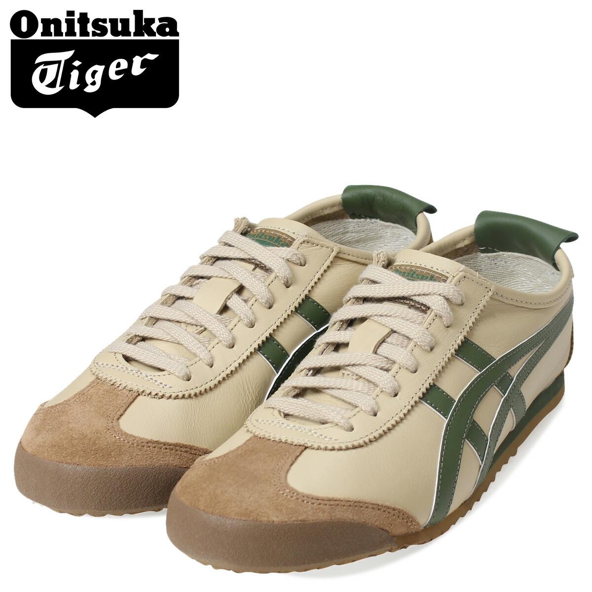 onitsuka tiger asics difference