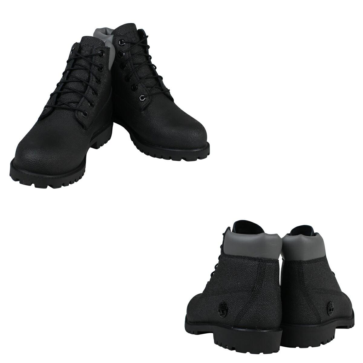 Timberland Junior 6 Pulgadas Negro De Arranque Prima E6LlLDq