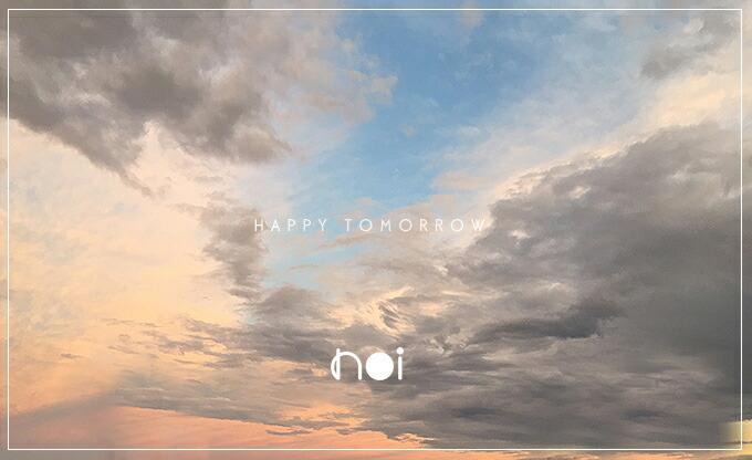 noiサプリメント HAPPY TOMORROW