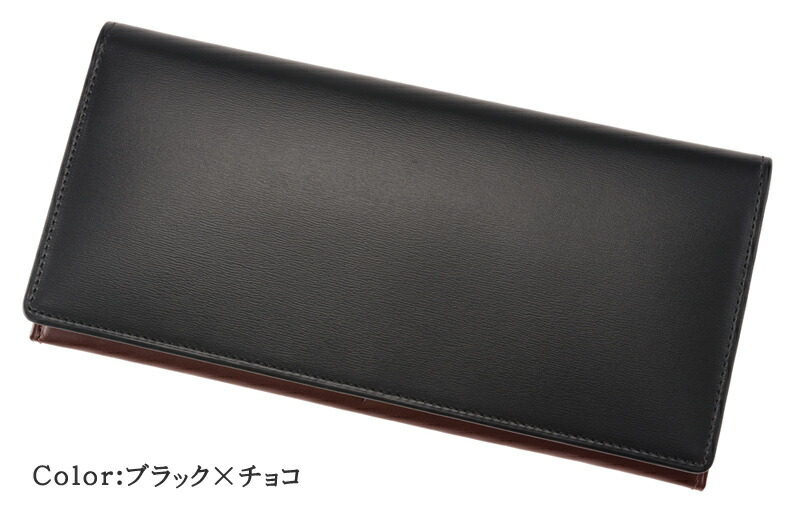 0701a3a3e6d8 【CYPRIS COLLECTION】長財布(小銭入れ付きササマチ束入)□ボックスカーフ&リンピッドカーフ. BoxCalf&LimpidCalf
