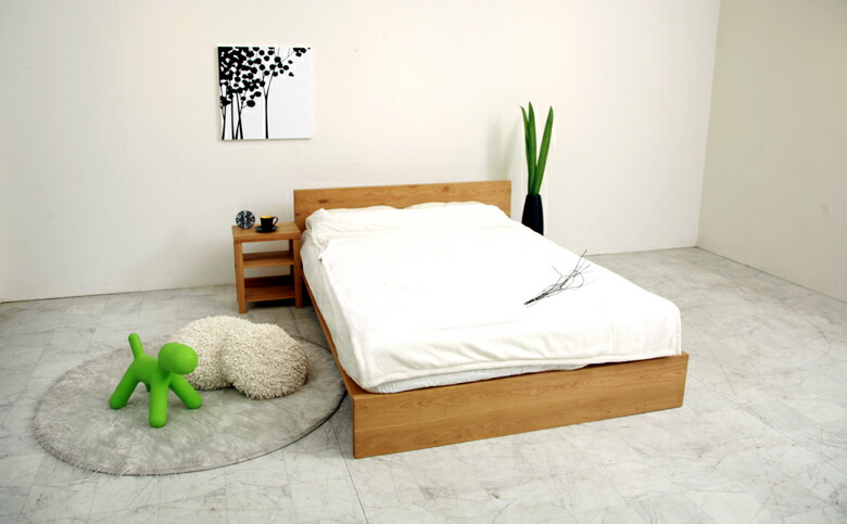 product information - Japanese Style Bed Frame