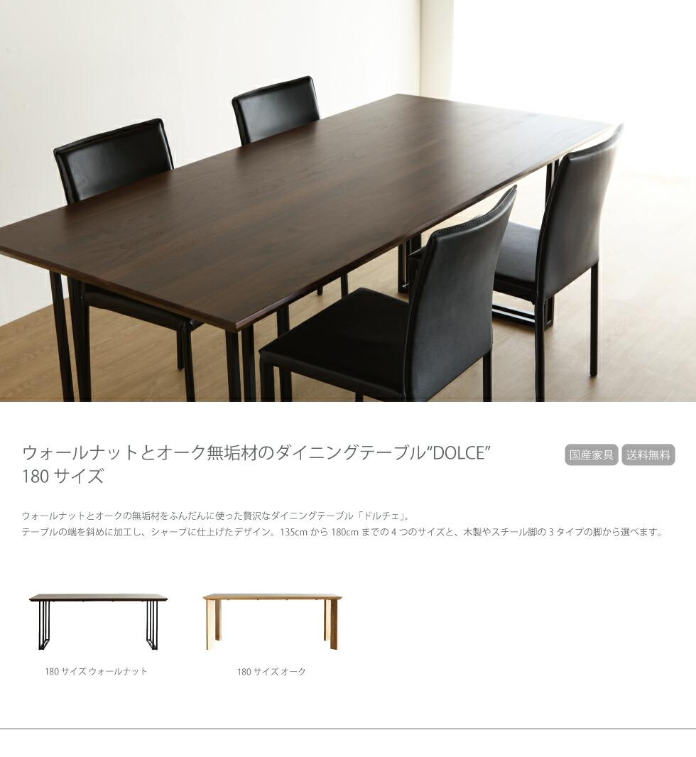 楽天市場】ダイニングテーブル/サイズ/幅 180 cm 奥行 83 cm 高さ 70 cm