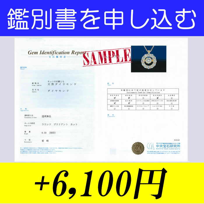 多石用鑑別書の発行