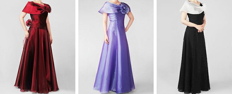 ブラウスはまちろんドレスにもコーデして下さいね☆