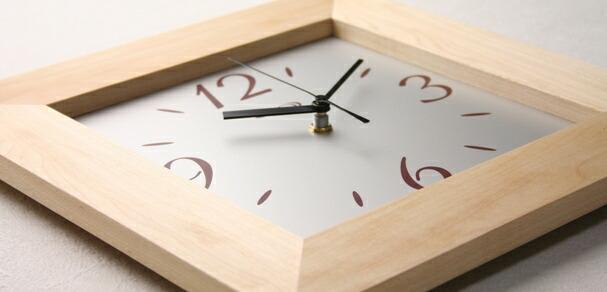 GHOオリジナルデザイン掛時計(楓)AW-0102型