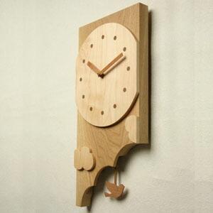 木の時計シリーズ