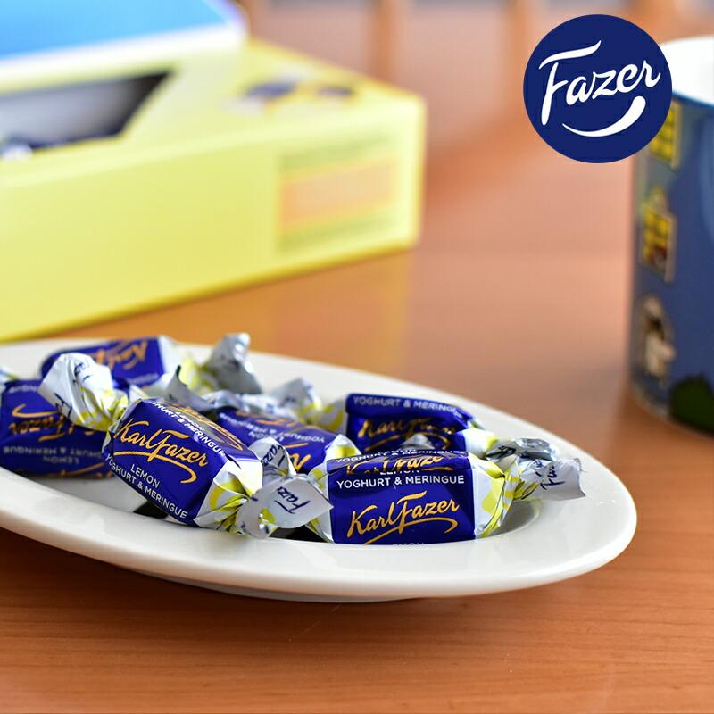 Fazer チョコレート レモンヨーグルト&メレンゲ