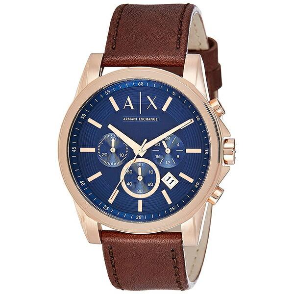 quality design 86114 4a69c アルマーニエクスチェンジ 時計 メンズ 腕時計 クロノグラフ ...