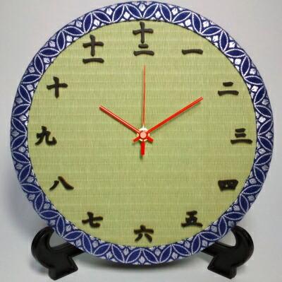 時計台で飾った時計